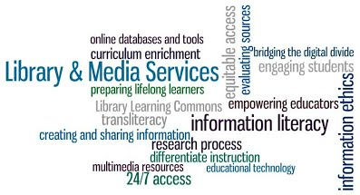 Media Services word cloud